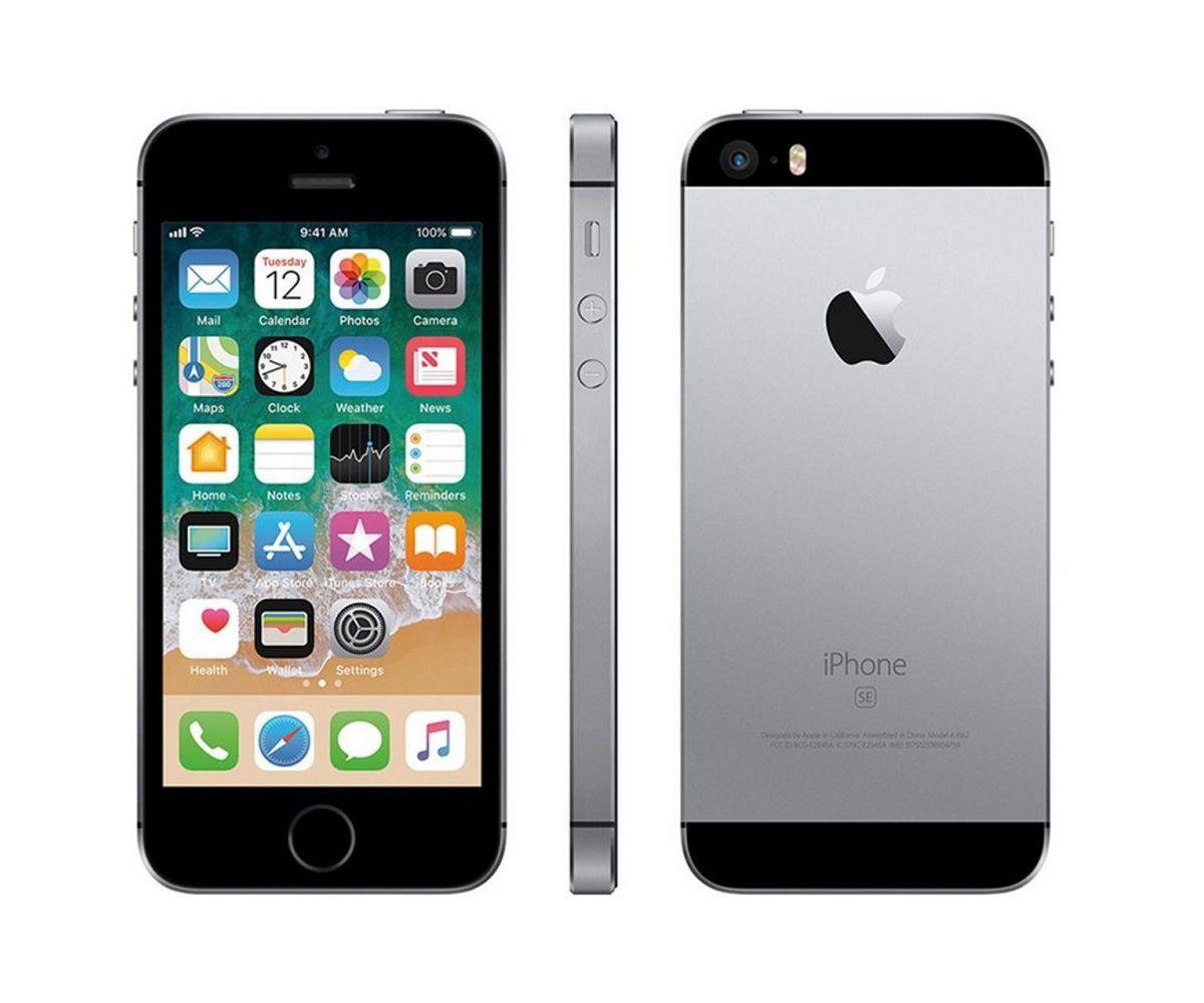 iPhone SE 64GB - Seminovo