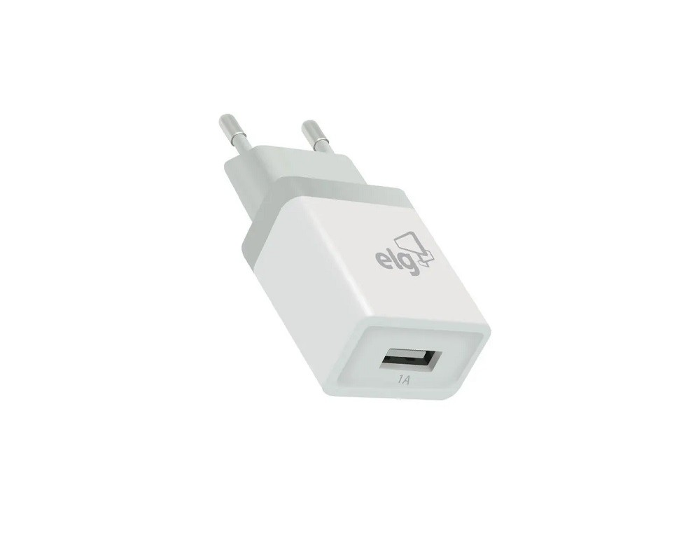 Kit Carregador Parede Iphone Lightning - ELG