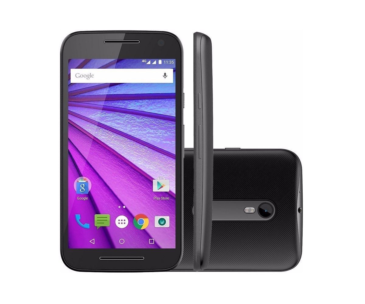 Smartphone Motorola Moto G3 16GB - Seminovo
