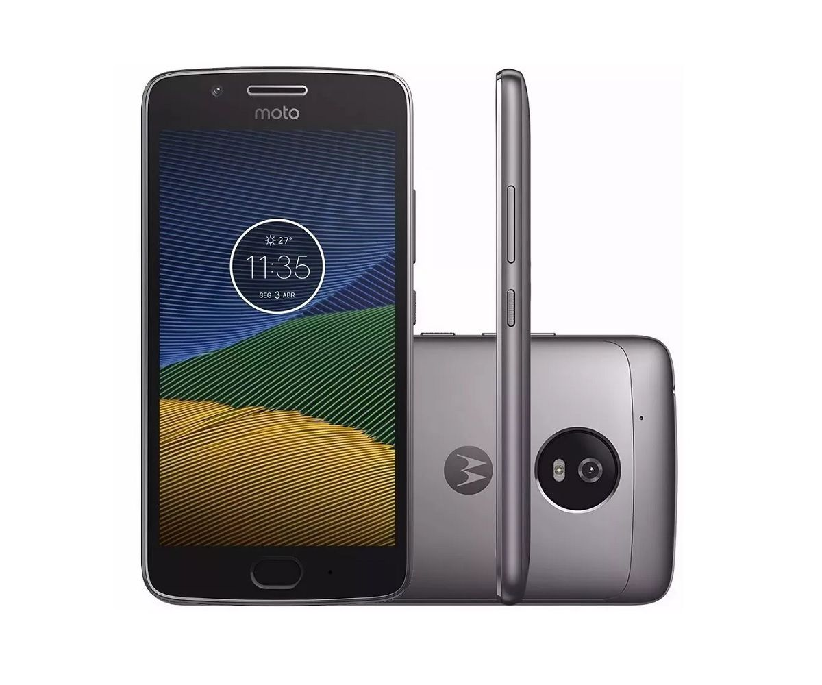 Smartphone Motorola Moto G5 32GB - Seminovo