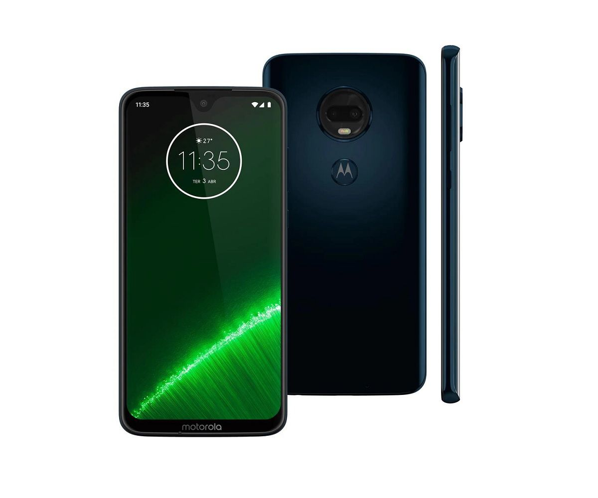 Smartphone Motorola Moto G7 64GB - Seminovo