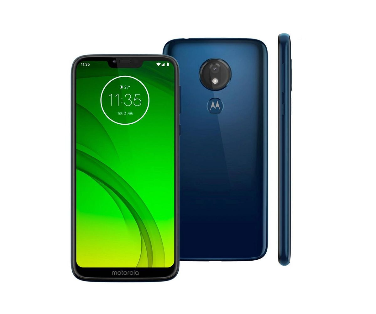 Smartphone Motorola Moto G7 Power 64GB - Novo