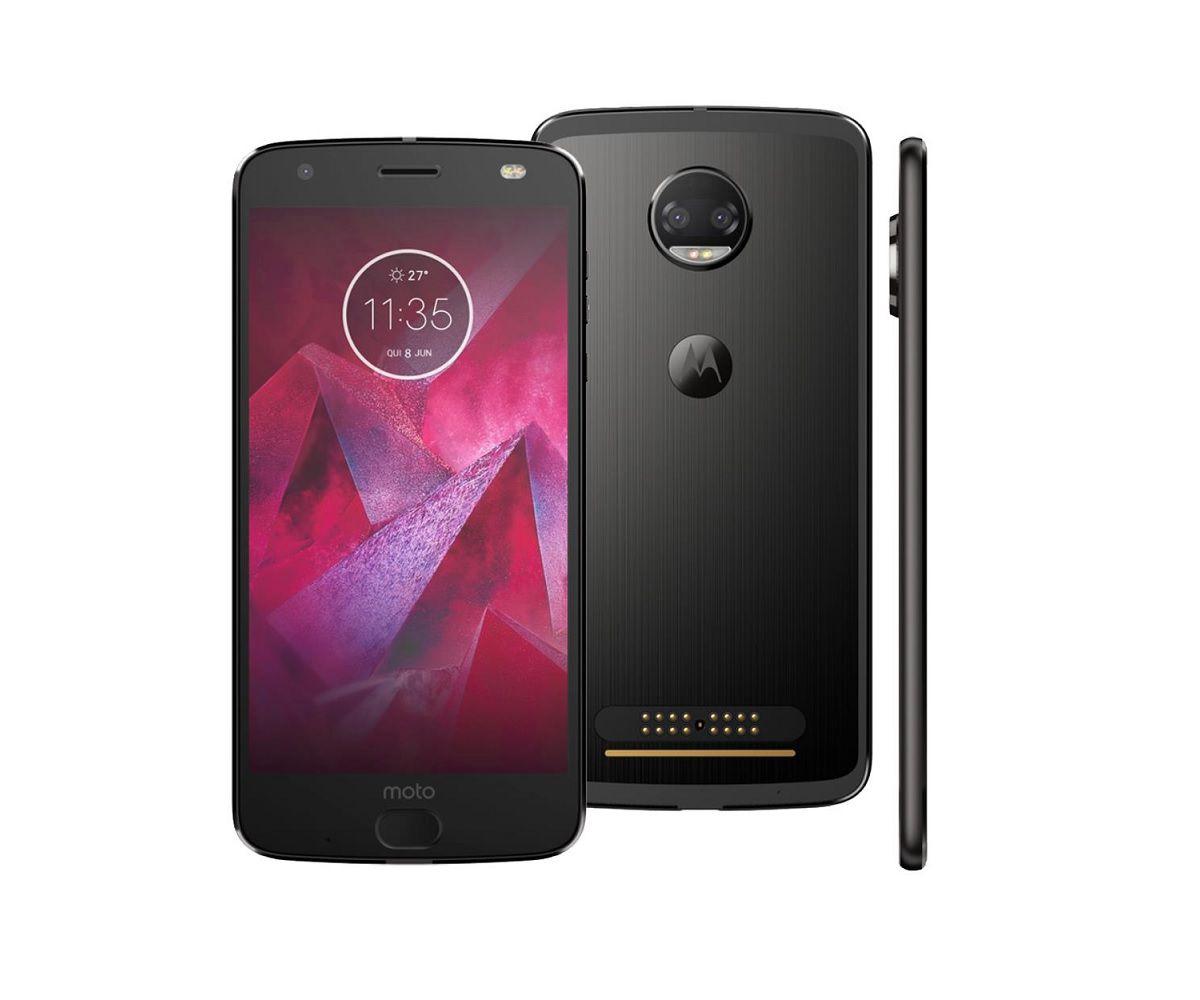 Smartphone Motorola Moto Z2 Force 64GB - Vitrine