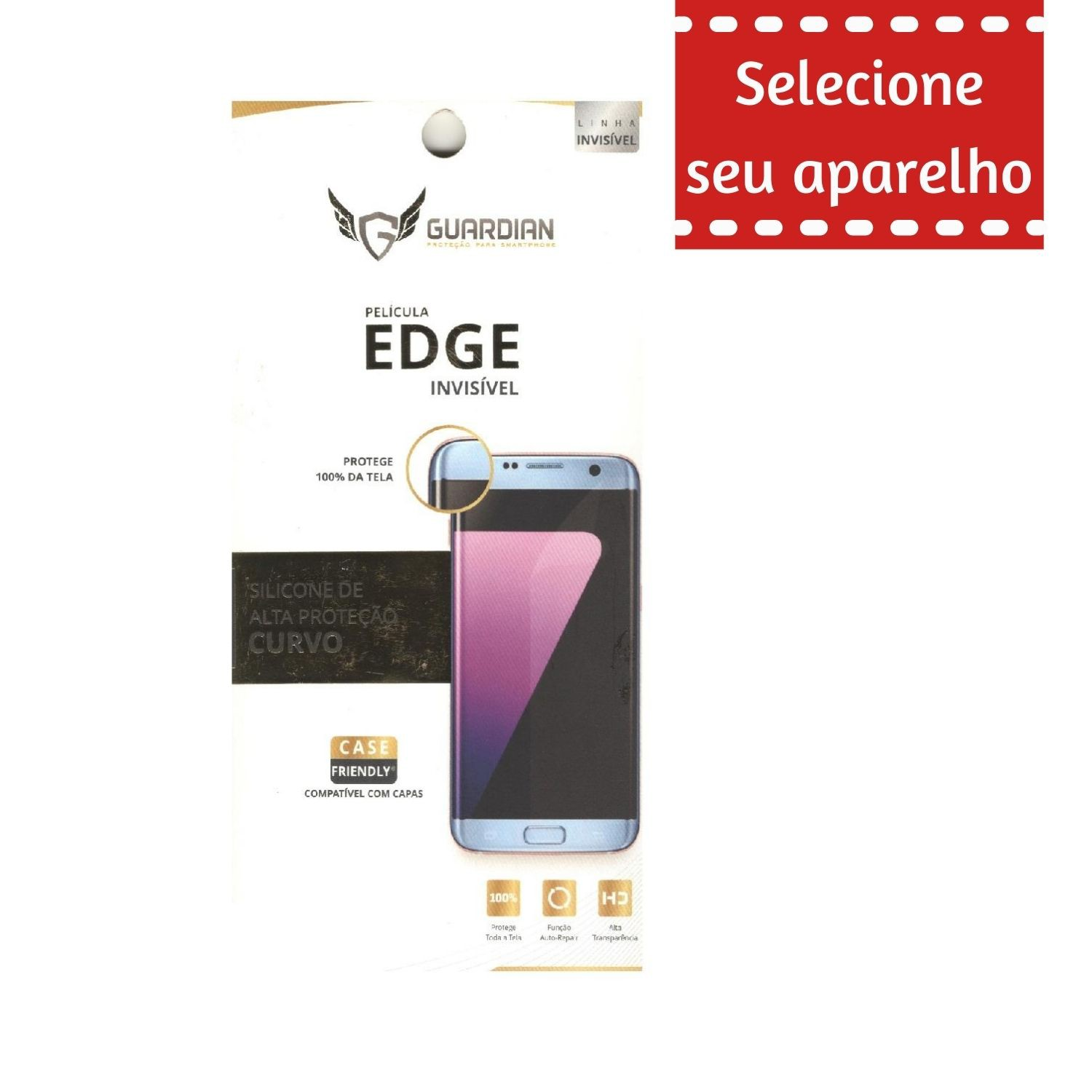 Película Curvo Edge Guardian