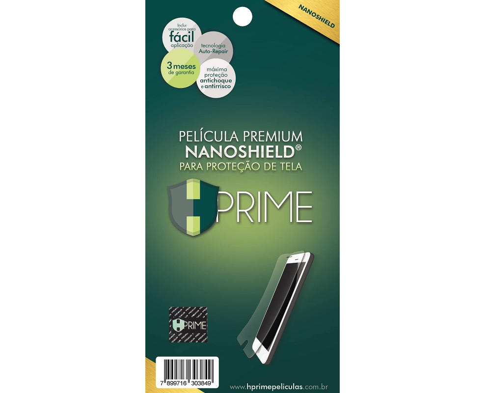 Película Nanoshield HPrime - iPhone 12 Pro Max