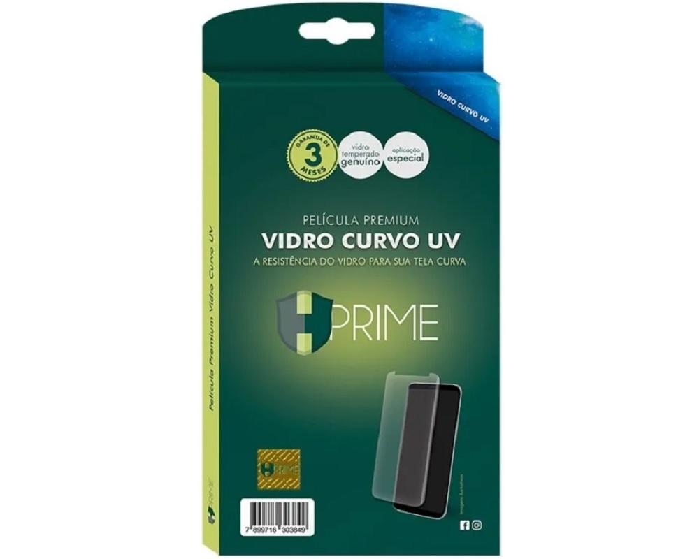 Película Vidro Curvo UV HPrime