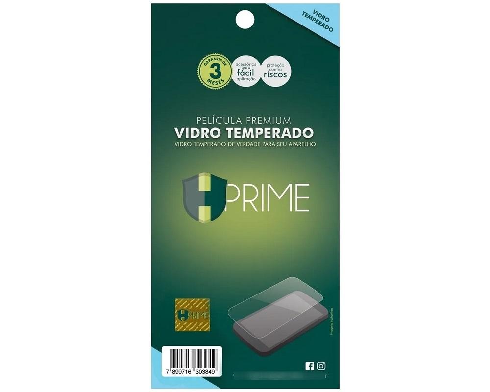 Película Vidro Temperado HPrime - Xiaomi Redmi Note 9