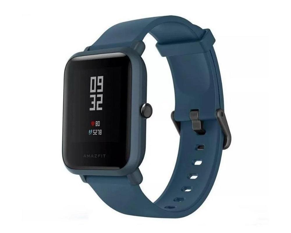 Pulseira Inteligente Amazfit Bip Lite A1915 - Azul
