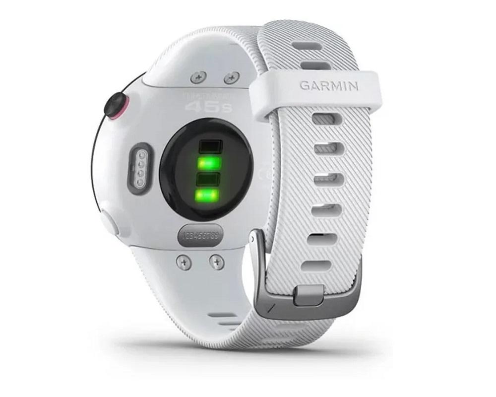 Pulseira Inteligente Garmin Forerunner 45S 39MM - Branco