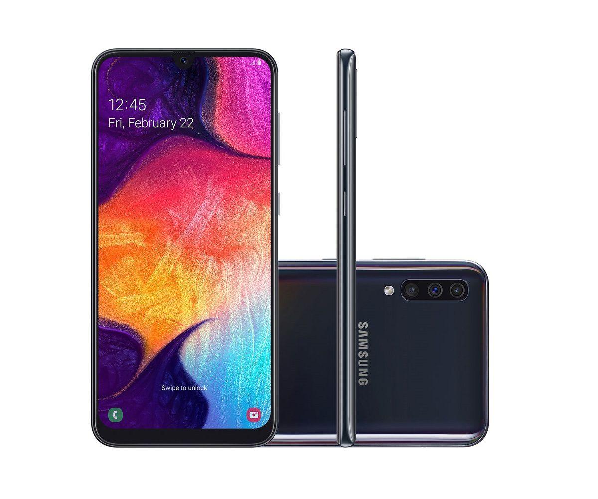 Smartphone Samsung Galaxy A50 64GB - Seminovo