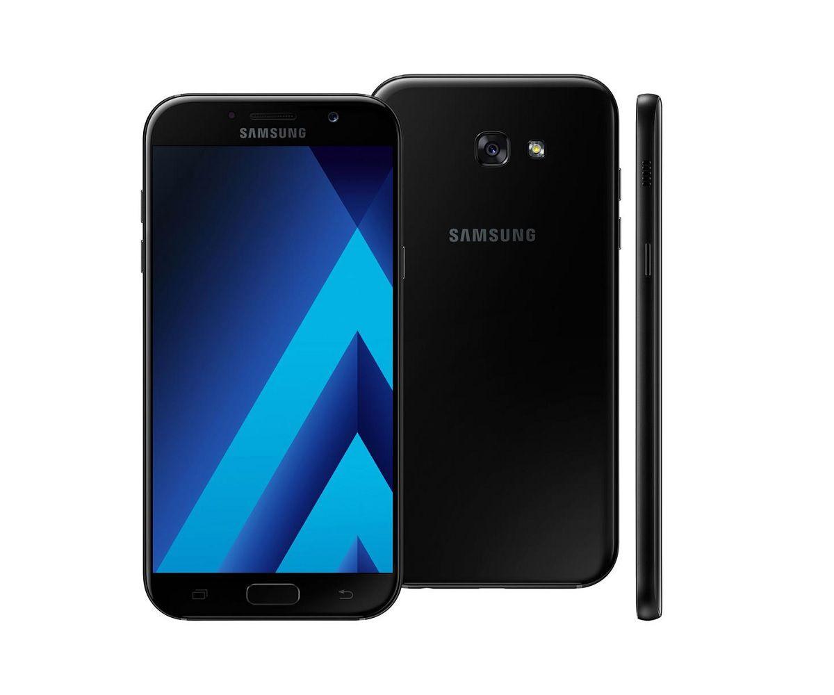 Smartphone Samsung Galaxy A7 2017 32GB - Seminovo