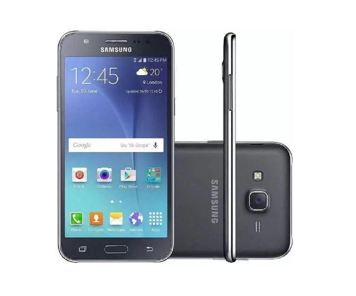 Smartphone Samsung Galaxy J5 16GB - Seminovo