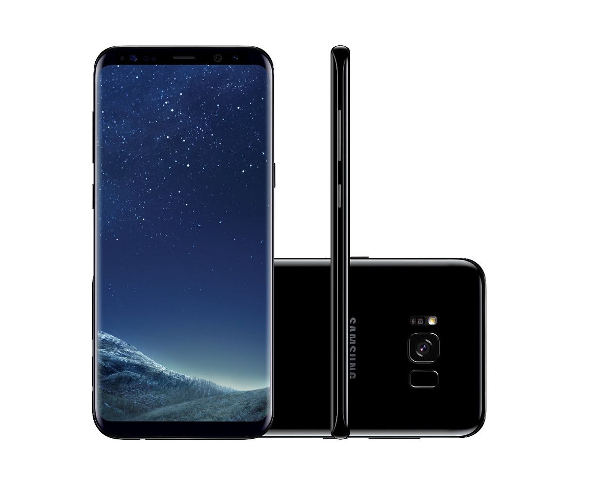 Smartphone Samsung Galaxy S8 Plus 128GB - Seminovo