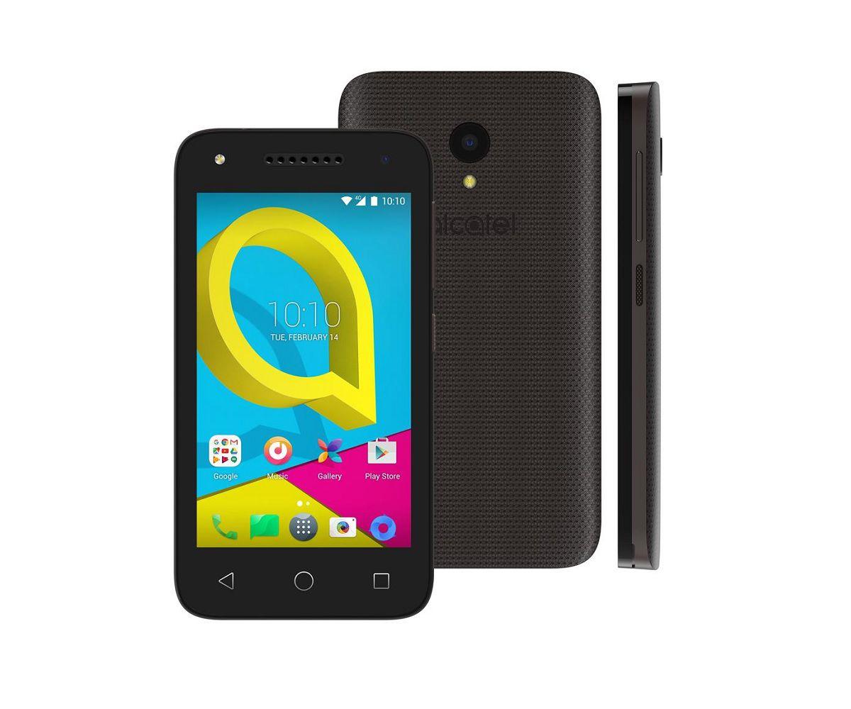 Smartphone Alcatel U3 8GB - Novo