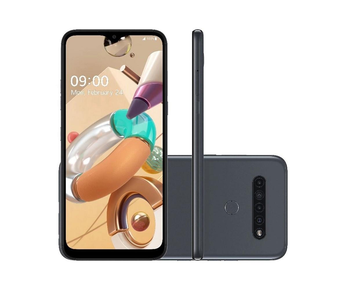 Smartphone LG K41S 32GB - Seminovo