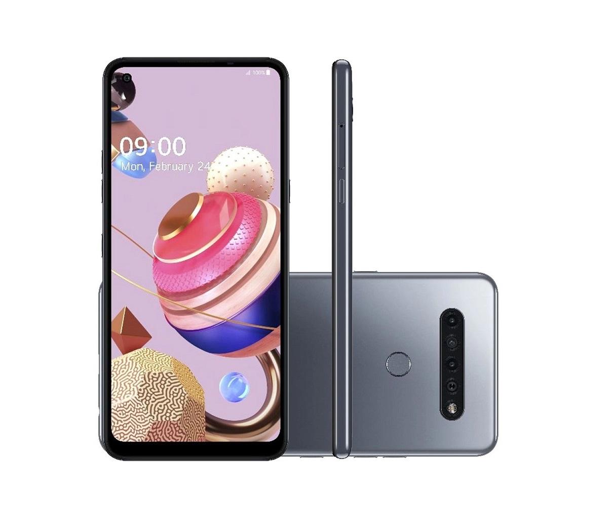 Smartphone LG K51S 64GB - Seminovo