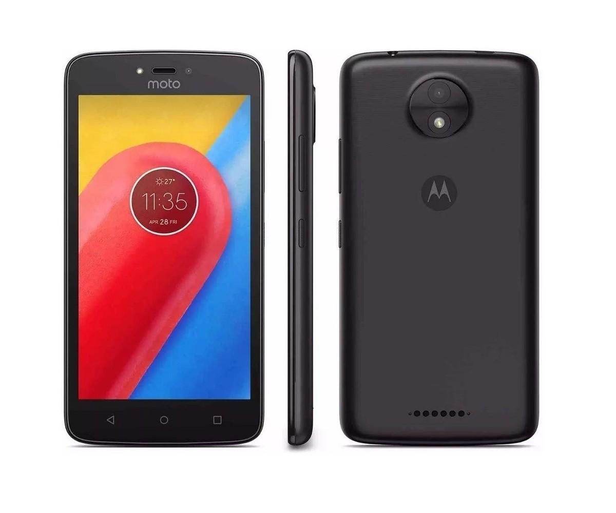 Smartphone Motorola Moto C 16GB - Novo