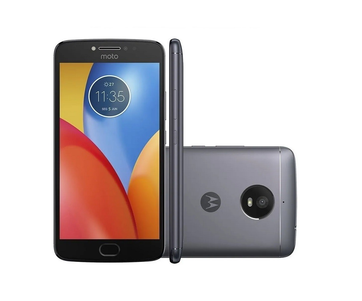 Smartphone Motorola Moto E4 Plus 16GB - Novo