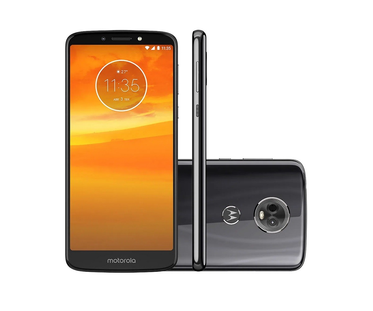 Smartphone Motorola Moto E5 Plus 16GB - Novo