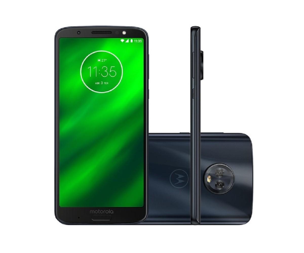 Smartphone Motorola Moto G6 Plus 64GB - Novo