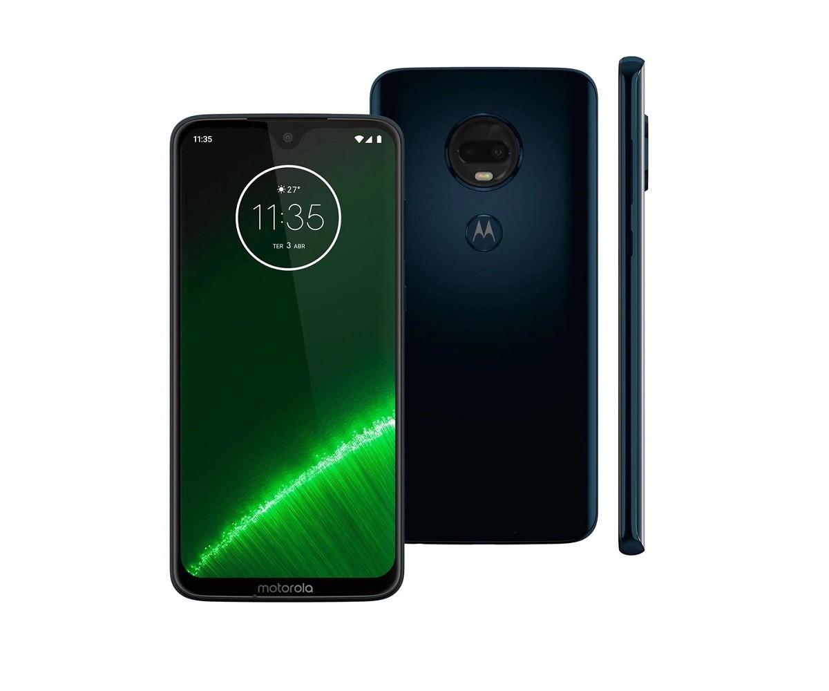 Smartphone Motorola Moto G7 Plus 64GB - Novo