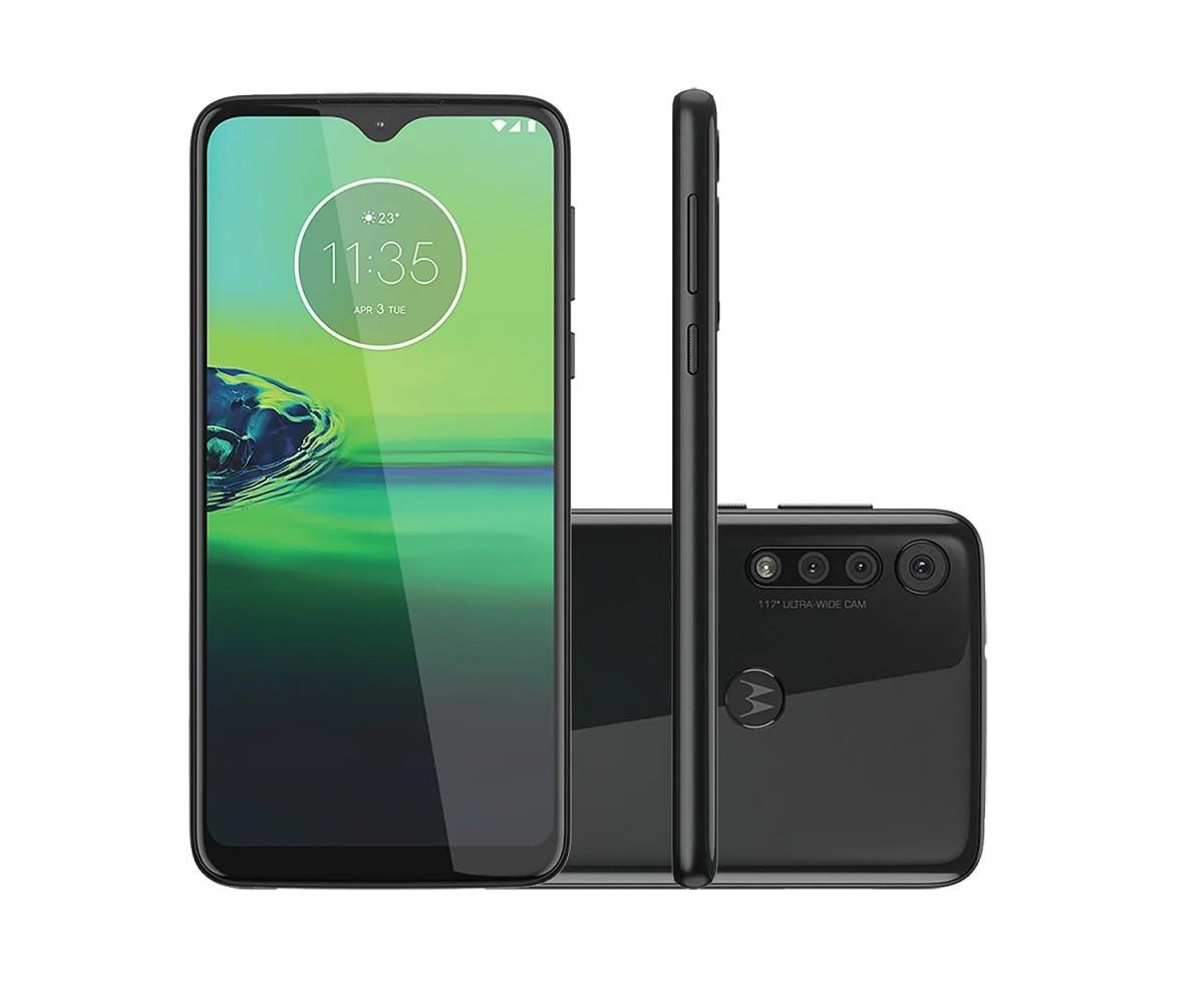 Smartphone Motorola Moto G8 Play 64GB - Novo