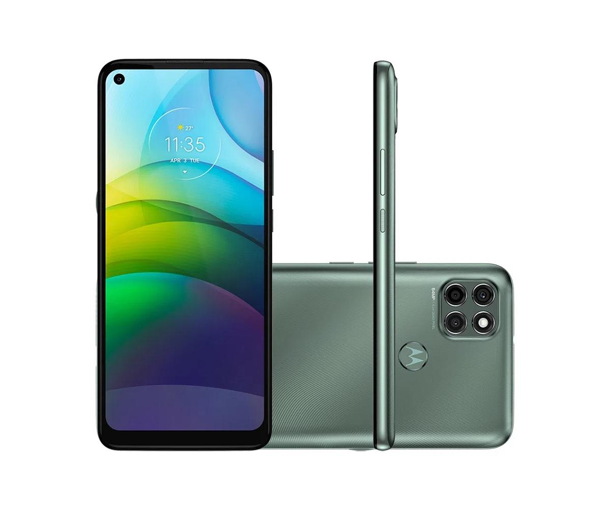 Smartphone Motorola Moto G9 Power 128GB - Seminovo