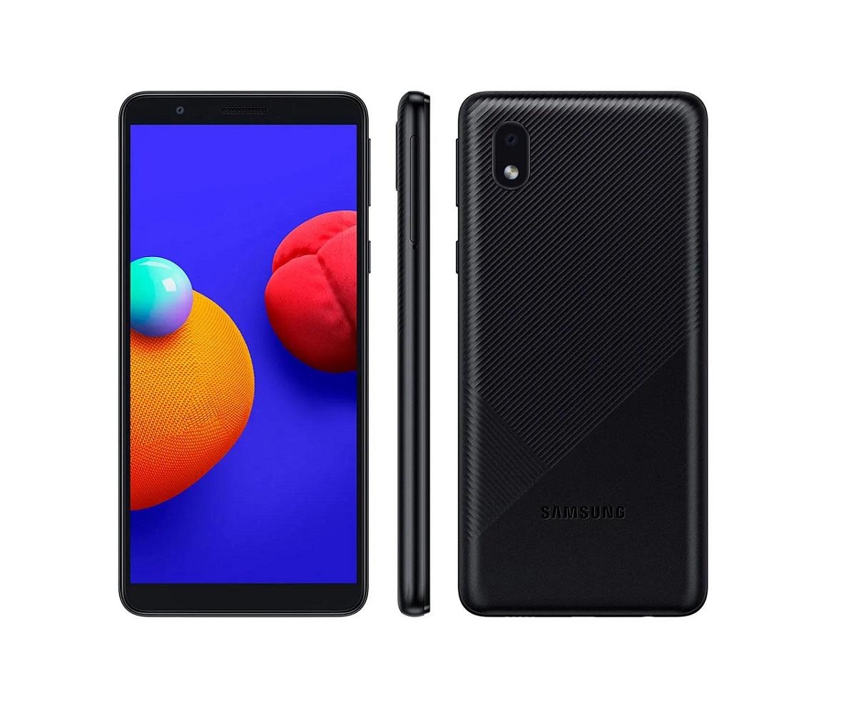 Smartphone Samsung Galaxy A01 Core 32GB - Novo