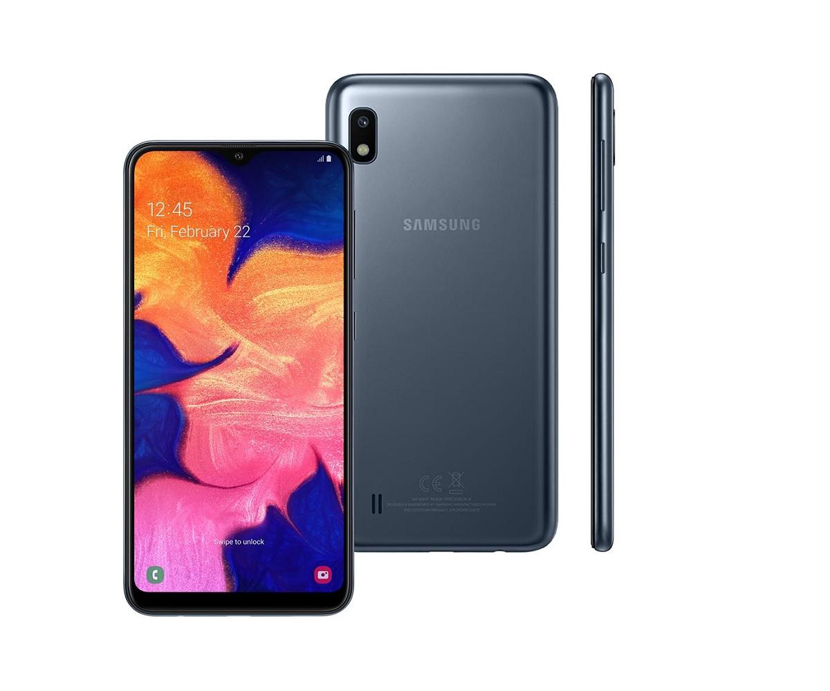 Smartphone Samsung Galaxy A10 32GB - Vitrine