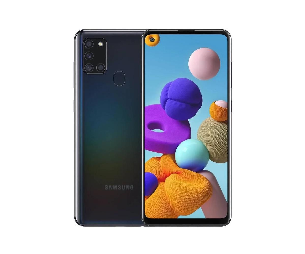 Smartphone Samsung Galaxy A21s 64GB - Novo