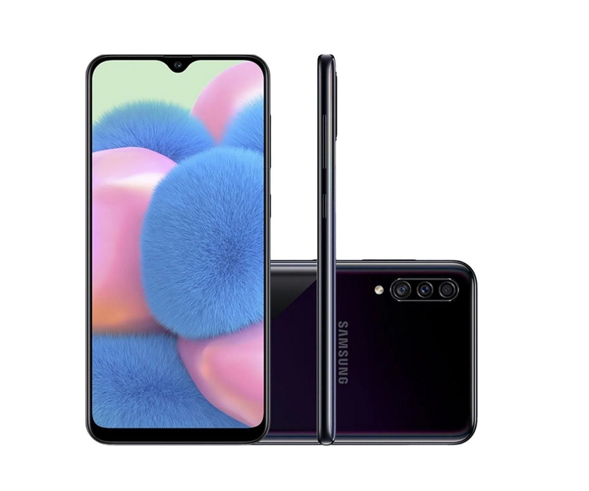 Smartphone Samsung Galaxy A30S 64GB - Seminovo