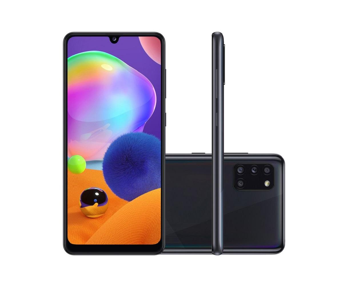 Smartphone Samsung Galaxy A31 128GB - Novo