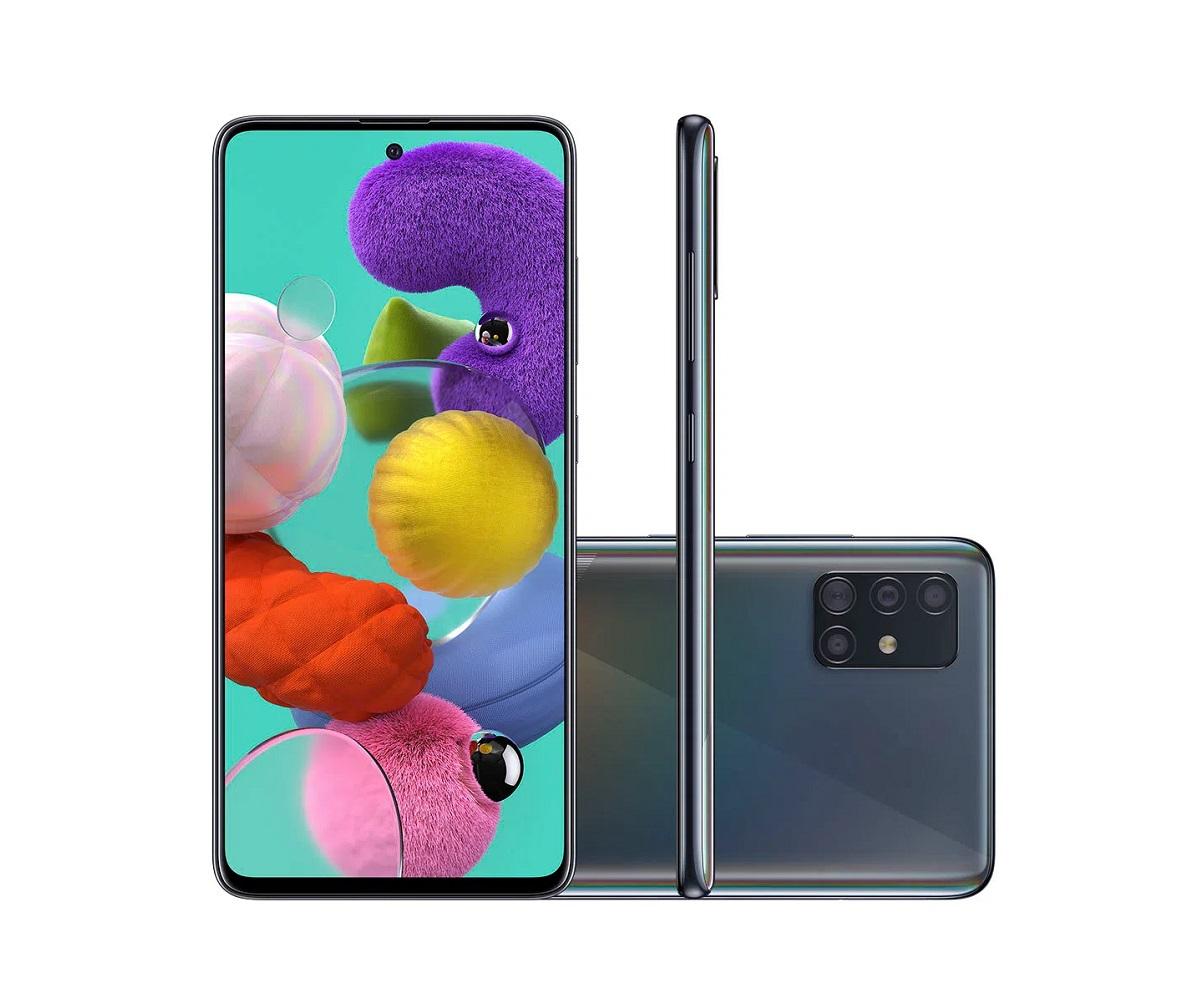 Smartphone Samsung Galaxy A51 128GB - Seminovo