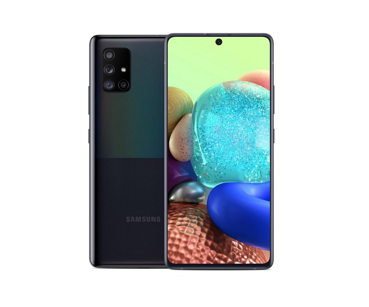 Smartphone Samsung Galaxy A71 128GB - Vitrine