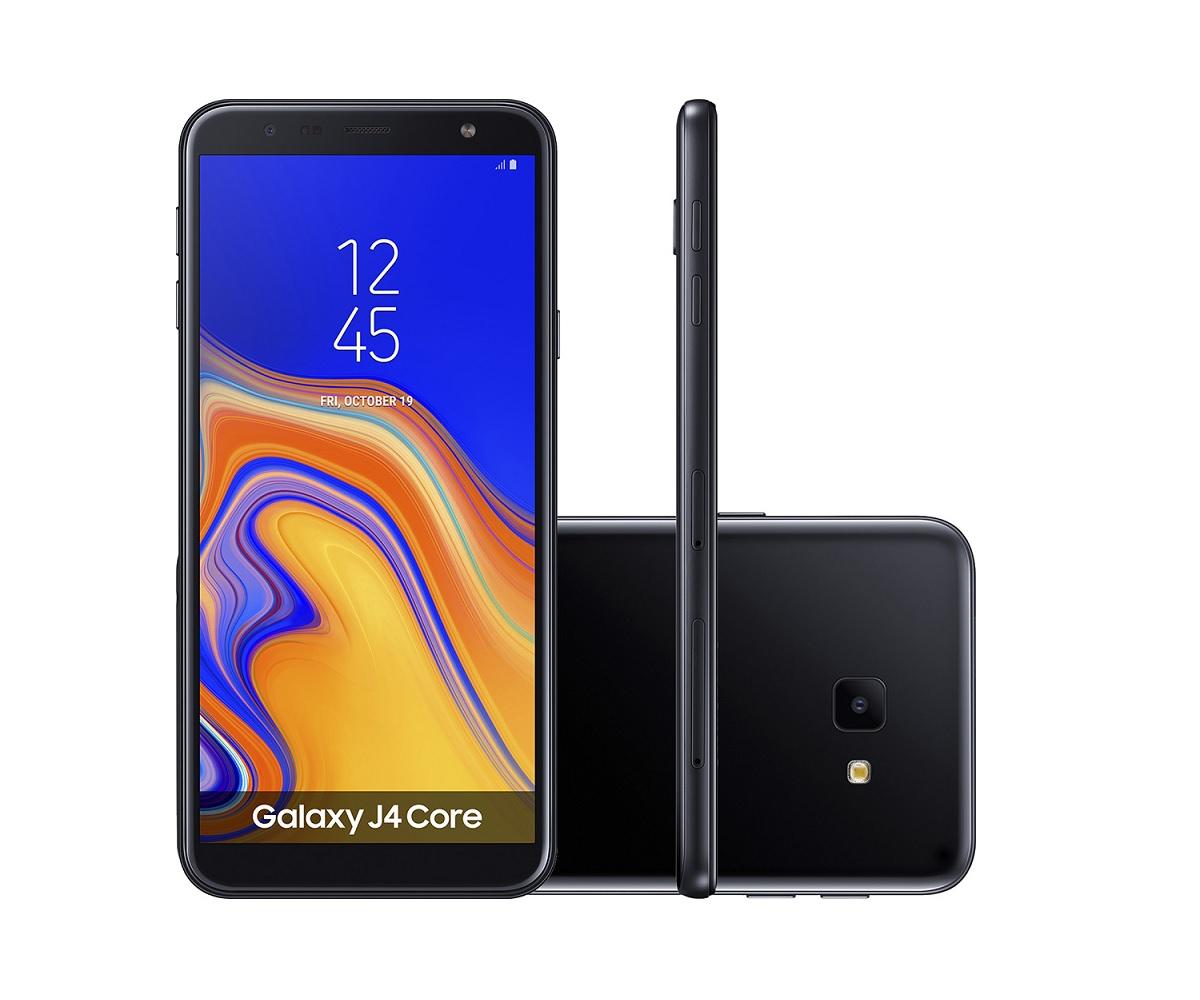 Smartphone Samsung Galaxy J4 Core 16GB - Vitrine