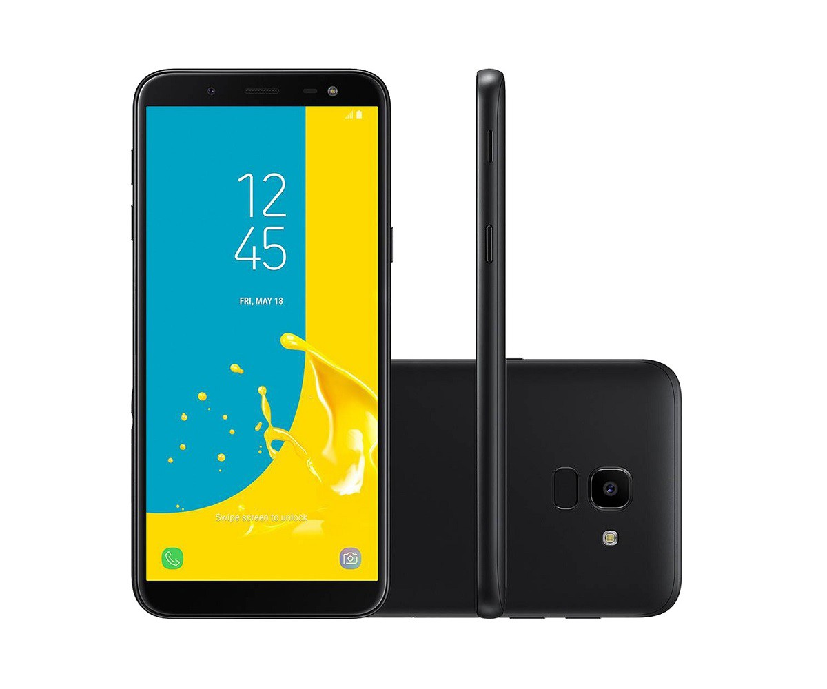Smartphone Samsung Galaxy J6 32GB - Novo