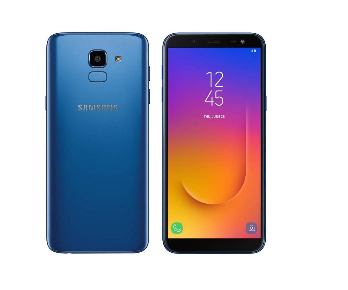 Smartphone Samsung Galaxy J6 Infinity 64GB - Novo