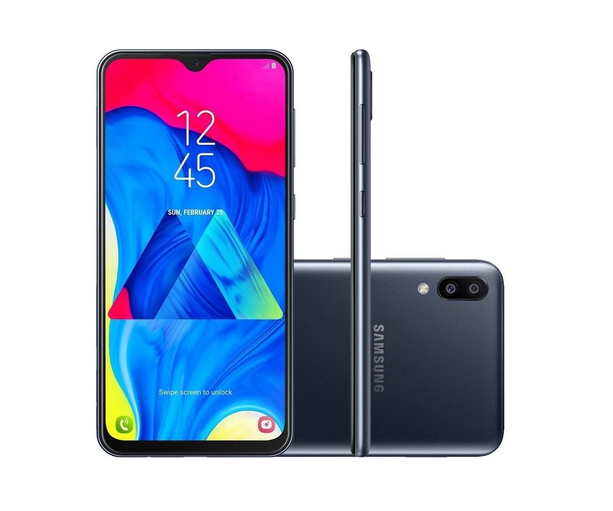 Smartphone Samsung Galaxy M10 32GB - Seminovo