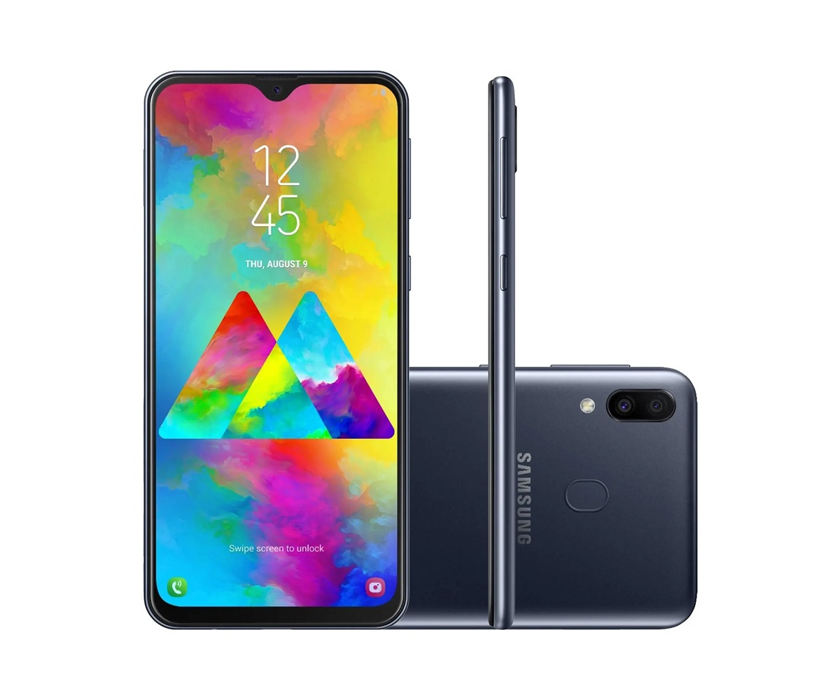 Smartphone Samsung Galaxy M20 32GB - Vitrine