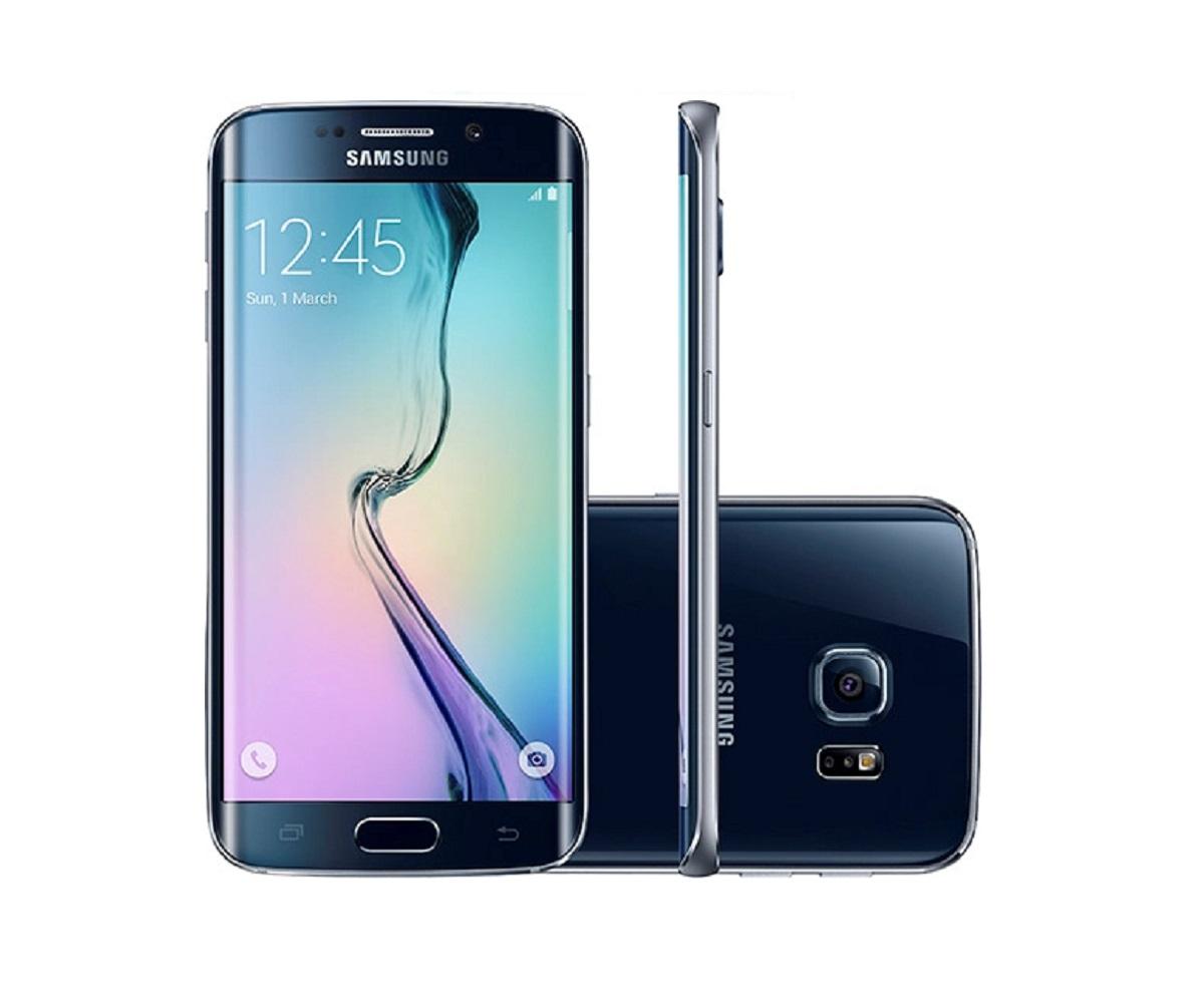 Smartphone Samsung Galaxy S6 Edge 32GB - Seminovo