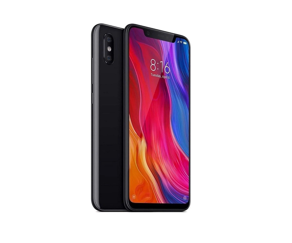 Smartphone Xiaomi MI 8 64GB - Novo