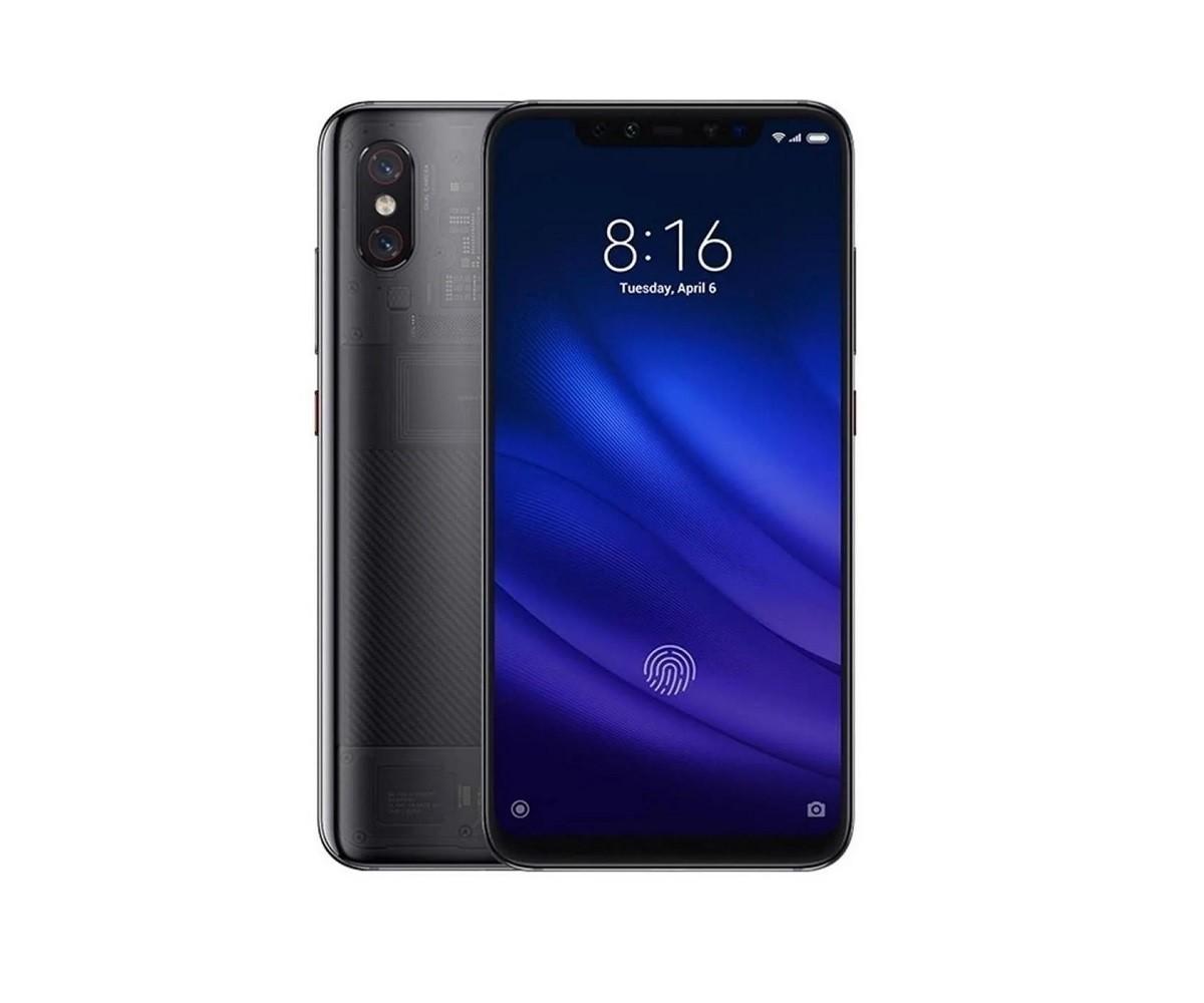 Smartphone Xiaomi MI 8 Pro 128GB - Novo
