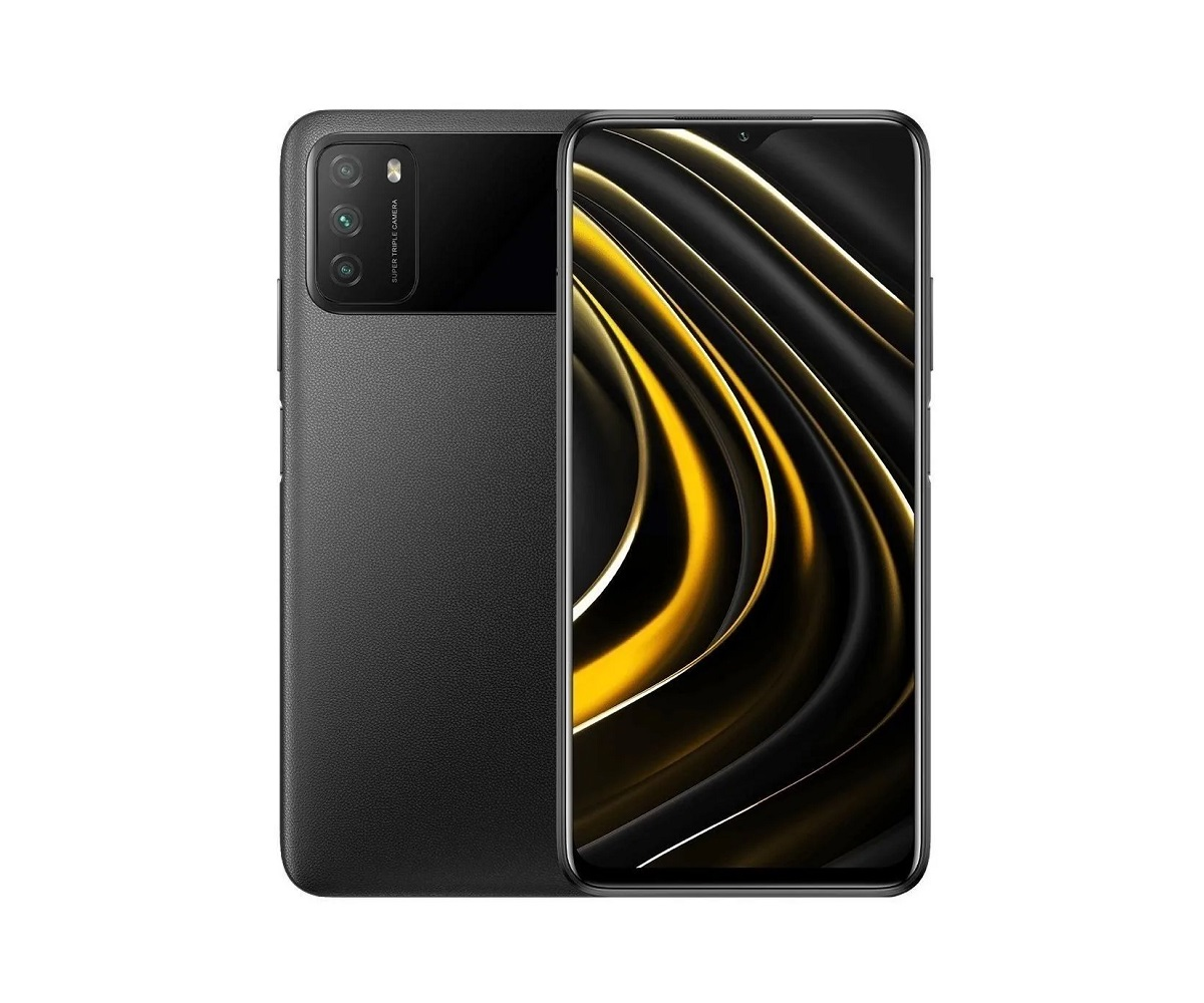 Smartphone Xiaomi Poco M3 128GB - Novo