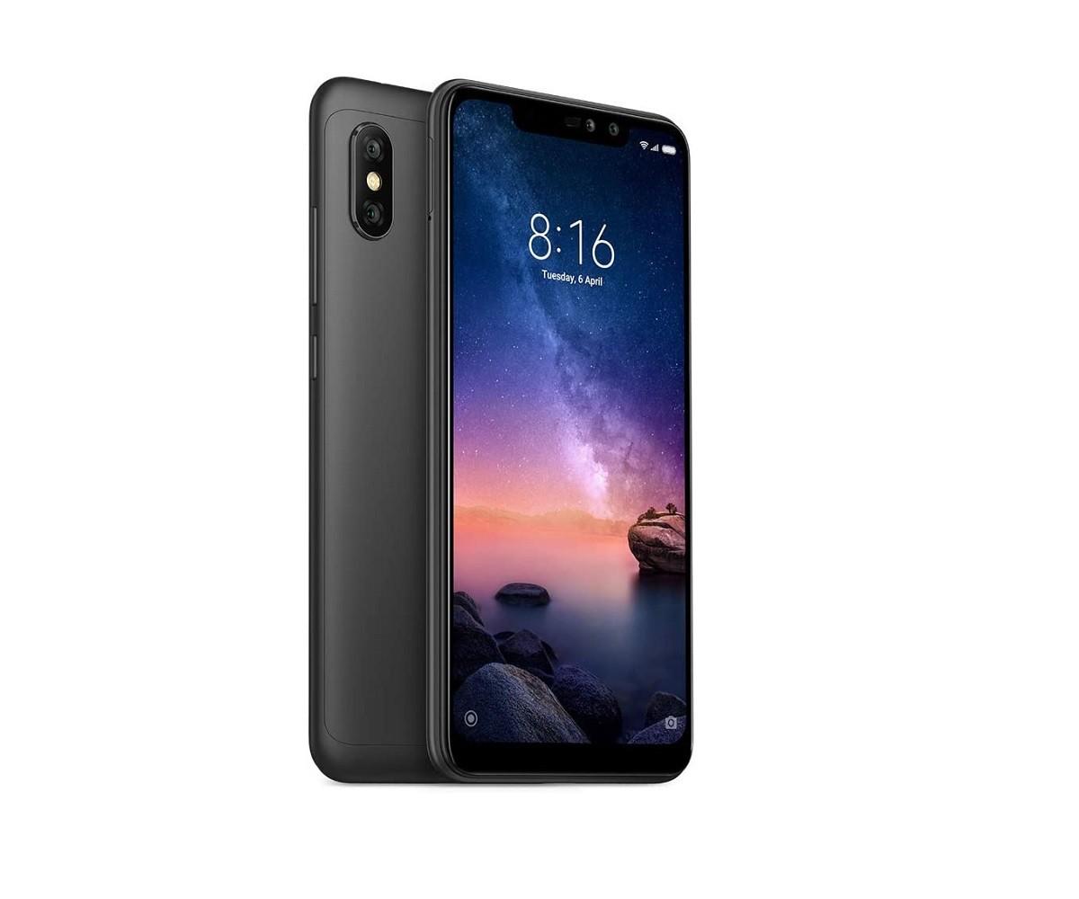 Smartphone Xiaomi Redmi Note 6 Pro 64GB - Novo