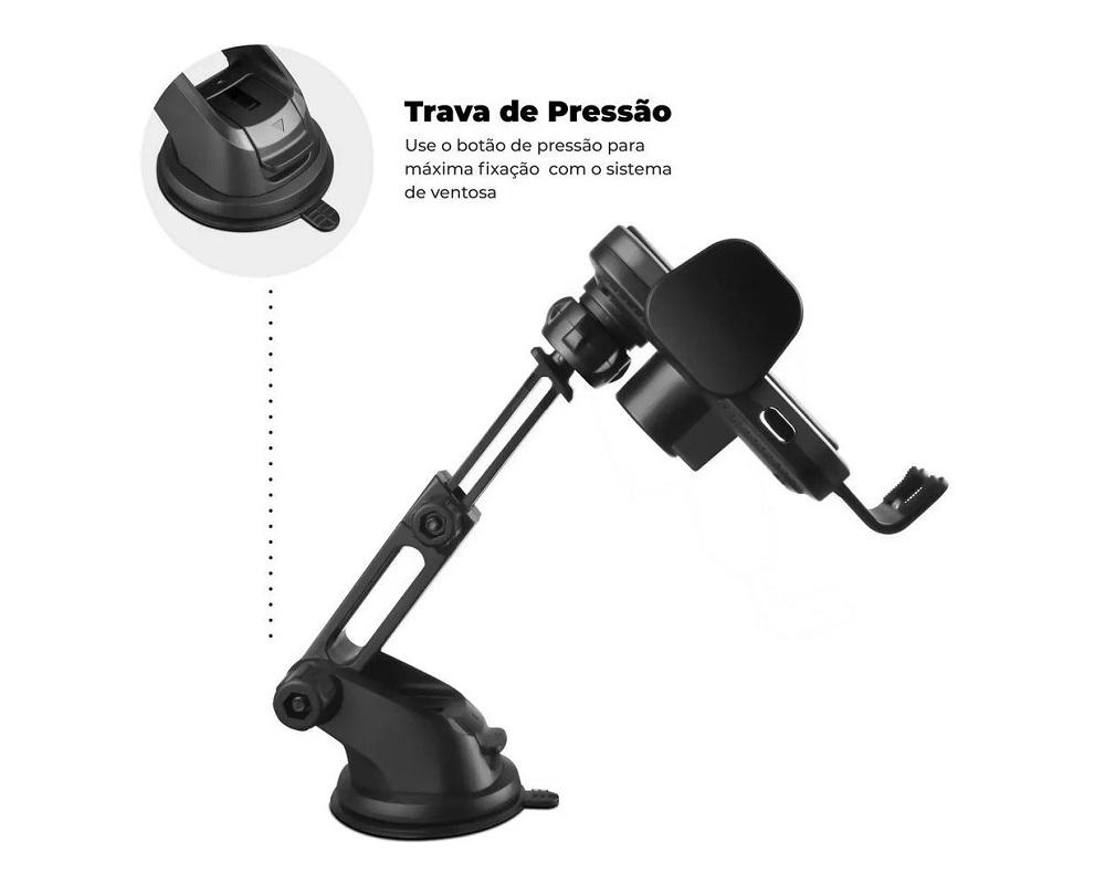 Suporte Veicular Car Automatic- Gorila Shield