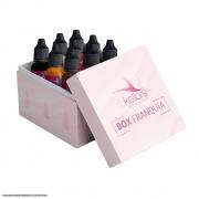 Box Franquia - Pigmentos