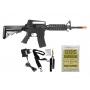 Rifle de Airsoft AEG M4A1 CM507 Cyma + 2000 Bbs 0,20g loja Blowback