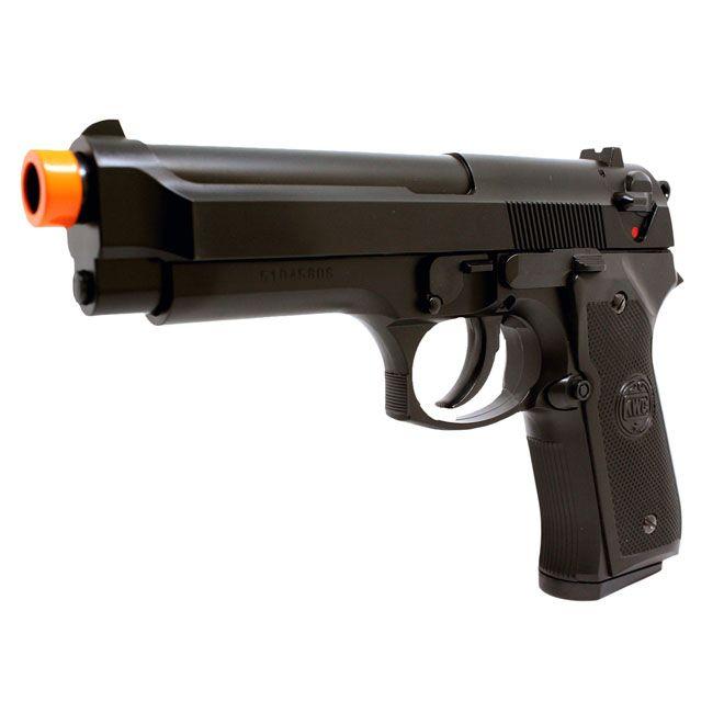 Pistola De Airsoft Beretta M92 Spring KWC