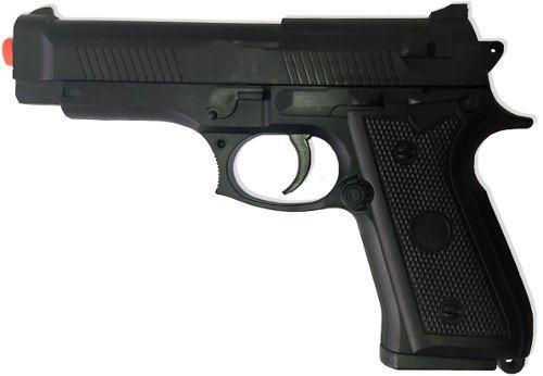 Brinde | Airsoft Beretta Compact Toy