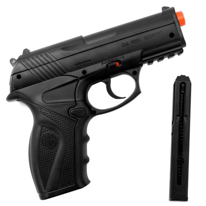 Pistola de Airsoft Rossi C11 6mm CO2